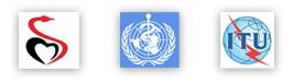 Une initiative conjointe du Ministère de la Santé du Sénégal, de l'Organisation Mondiale de la Santé et de l'Union Internationnale des Télécomunications